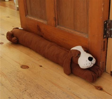 Novelty Door Stops by How To Stop Draughts From Your Doors 2017 Diy How To