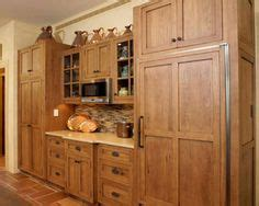 hickory shaker style kitchen cabinets starmark cabinetry fullerton door style in rustic hickory