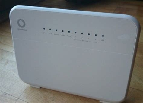 Router Vodavone huawei hg658c vodafone fibre broadband wifi modem router for sale in dun laoghaire dublin from