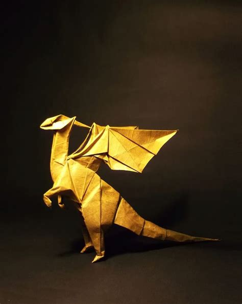 Origami Creatures - 138 best images about origami mythical creatures on