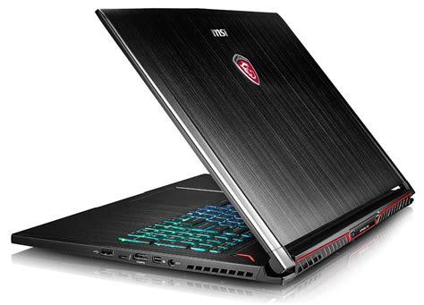 msi best gaming laptop 5 best msi gaming laptop january 2017
