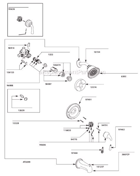 moen bathroom faucet parts diagram single handle shower faucet parts memes