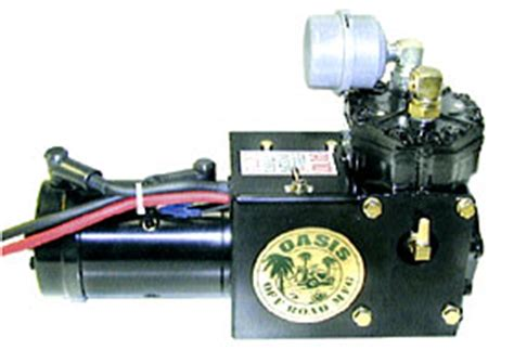 rockcrawler new trailhead air compressor from oasis road
