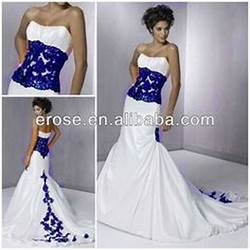 Royal Blue And White Wedding Dresses Uk Mother Of The