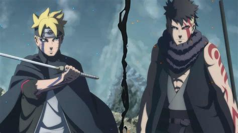 film naruto vs kawaki boruto naruto next generations creator talks about kawaki