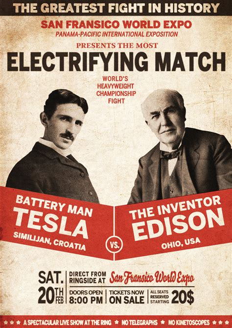 Tesla Vs Eddison Heba Daouk Science