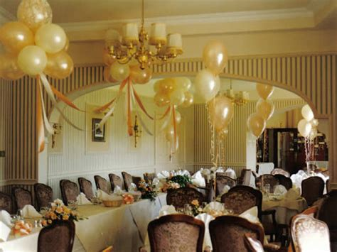 Balloon decoration for weddings and parties throughout south devon