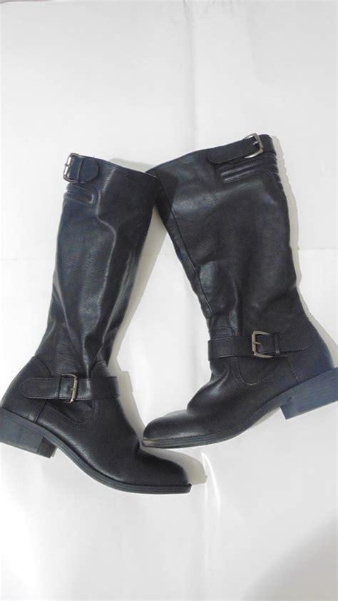 Sepatu Boot Pendek Wanita jual sepatu boot wanita semi kulit hak pendek garage