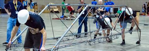 Industrial Systems Engineering Uf And Mba Masters by Uf Wins Asce Steel Bridge National Chionship Herbert