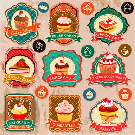 imagenes vintage reposteria vectores iconos imagenes reposteria y cupcakes hallowen