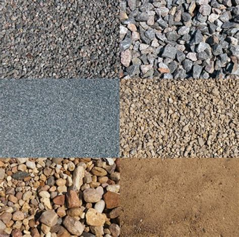Material Sand And Gravel Sand Gravel Crushed Caliche Frontera Materials