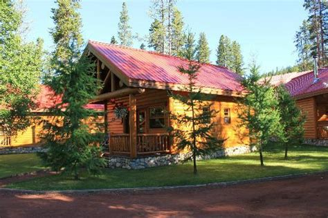 Lake Louise Lodge Chalet Cabin Rentals by View Of Our Cabin August 2012 Picture Of Baker