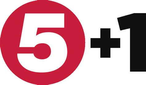 anime channel number image channel5 1 png logopedia the logo and branding site