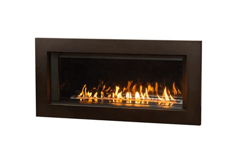 Valor L1 Linear Fireplace by Valor L1 Linear Fireplace Classic Fireplace And Bbq
