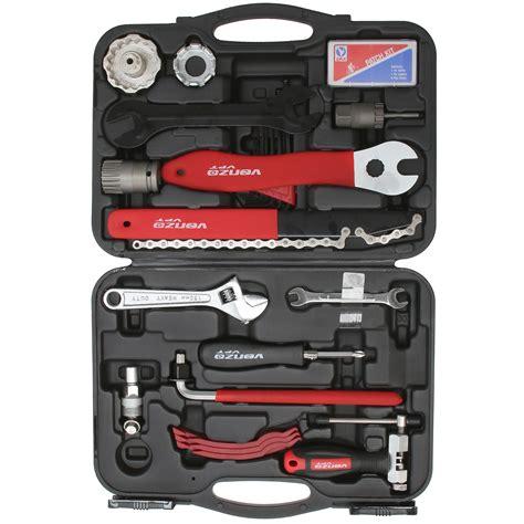 Bicycle Repair Tools venzo premium bike bicycle repair tools tool kit ebay