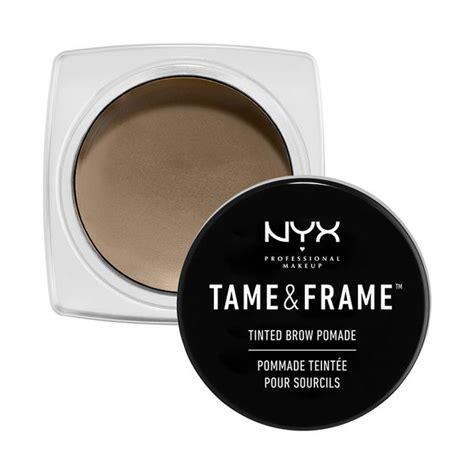 Nyx Eyebrow Pomade frame brow pomade nyx professional makeup
