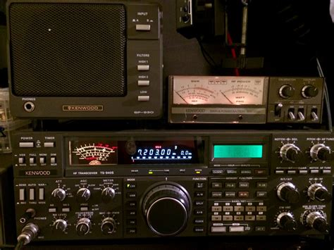 phase  kenwood ts sat npet  ham radio journal