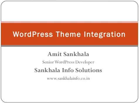 wordpress themes facebook integration easy guide to wordpress theme integration