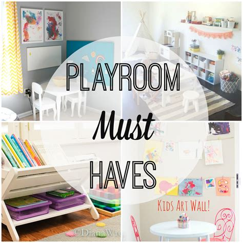 must haves for room mwoa favorites play rooms without answers