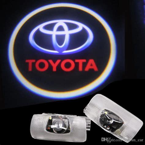 Toyota Highlander Logo 2017 Led Car Door Warning Logo Light For Toyota Prius