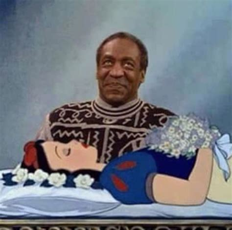Bill Cosby Memes - snow white bill cosby rape allegations know your meme