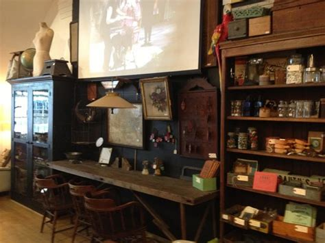vintage items outdated an antique cafe kingston menu prices