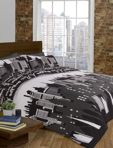 Printed Quilt Covers by Luxury Printed Duvet Cover With Pillow Quilt Cover