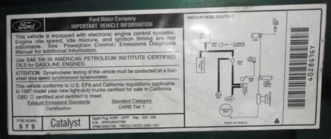 important tune  information page  ford truck enthusiasts forums