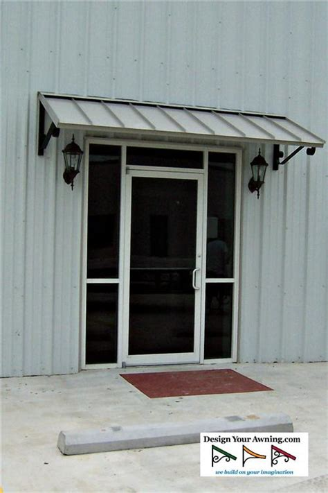 awning above front door commercial building awnings projects gallery of awnings