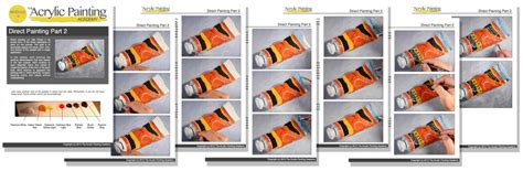 acrylic painting ebook the acrylic painting academy thevirtualinstructor