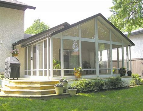 deck leads to four seasons room denbesten real estate renovations let the sun shine in winnipeg free press homes