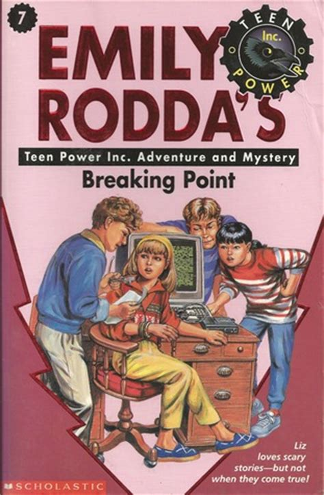breaking point novels books breaking point power inc 7 by emily rodda