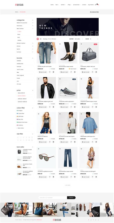 grid box layout marcus multipurpose woocommerce and magento psd template