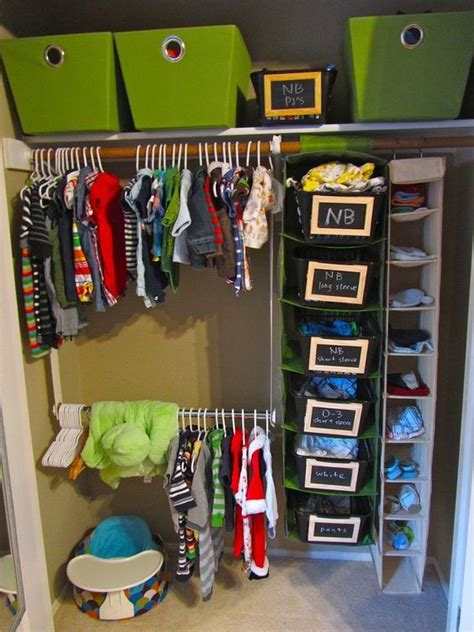 Baskets For Closet Organization by Oh Baby Diy Nursery Decor 30 How To Make Small
