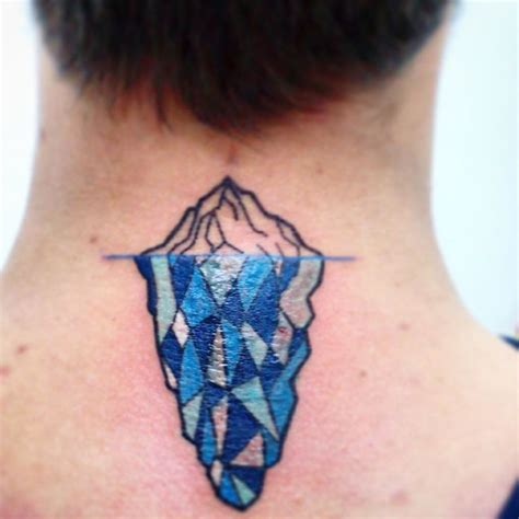 iceberg tattoo 50 best tattoos of icebergs images on