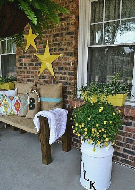 diy exterior decorations decoration astonishing green ideas summer porch decor with outdoor living room decor ideas for