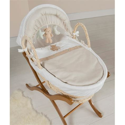 moses bed kiddicare and so to bed maize moses basket kiddicare com