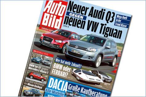 Autobild Inserate by Der Neue Vw Tiguan Autobild De