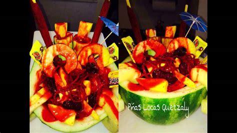 imagenes de sandias locas pi 241 as locas quetzaly youtube