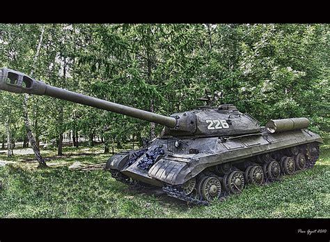 soviet heavy tank    sovetskiy tyazhelyy tank