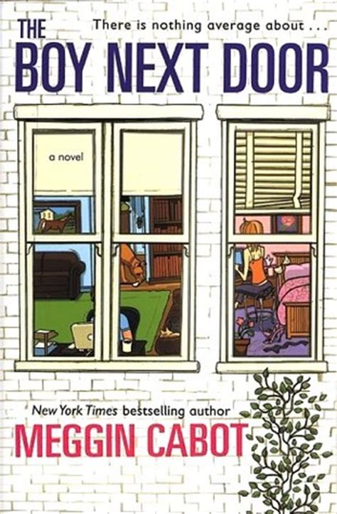 Next Door Book by The Boy Next Door Boy 1 By Meg Cabot Reviews Discussion Bookclubs Lists