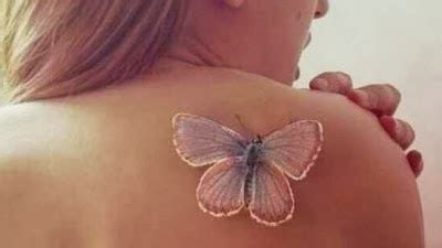 white butterfly tattoo white butterfly