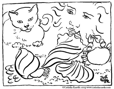 sea floor coloring pages coloring pages