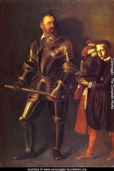 caravaggio the complete works 3836562863 caravaggio the complete works portrait of alof de wignacourt1 caravaggio foundation org
