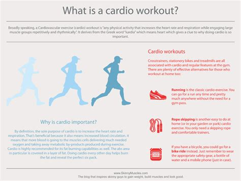 what is a cardio workout