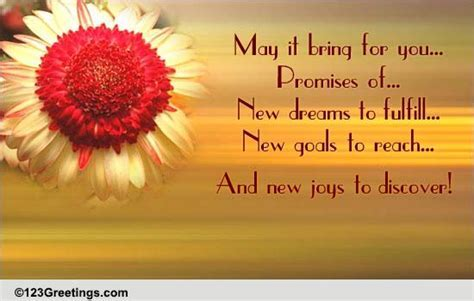 Every Day Is A New Beginning  Free Encouragement eCards