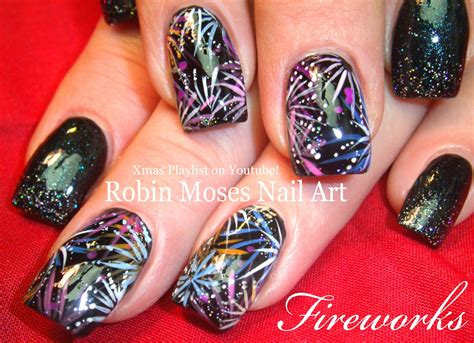 nail of new year subscribe and show me if you try this new years