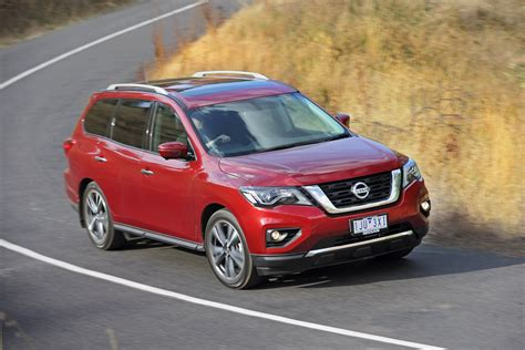 nissan reviews 2017 nissan pathfinder review caradvice