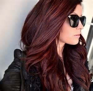 mahogany hair color chart mahogany red hair color chart ideas pictures latest style