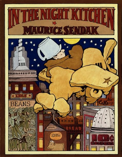 in the night kitchen by maurice sendak illustrated by maurice sendak harpercollins children
